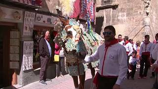 """Spagna: la corsa dei """"cavalli del vino"""""""