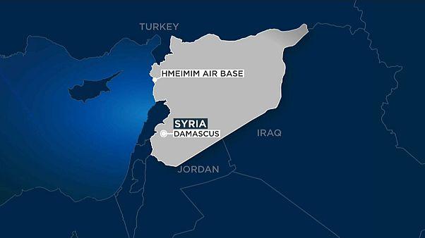 Suriye'de Rus jeti düştü: 2 pilot öldü
