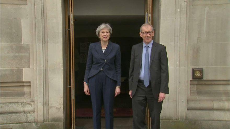 Theresa May faces key test