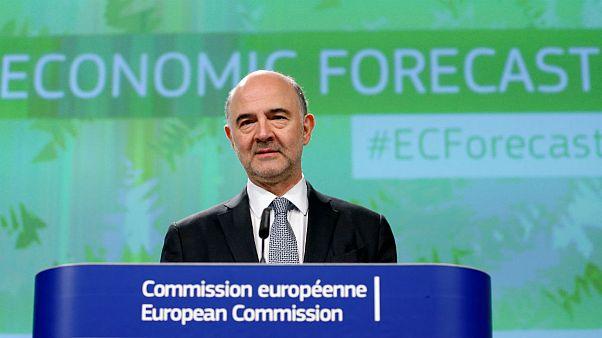 پیر مسکوویسی کمیسر اقتصادی کمیسیون اروپا