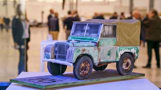 Land Rover turns 70 years old