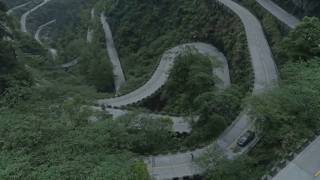 Extreme Sport Challenge in China