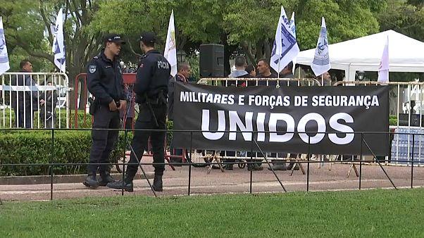 Portugal sob protesto