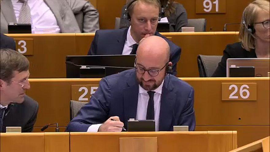 Belçika başbakanı: 'Gücümüz birlik ve beraberlikten geliyor'