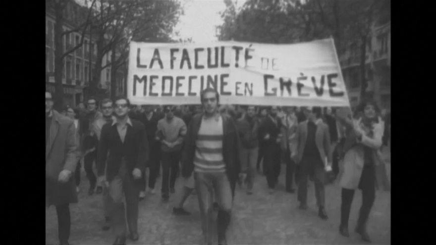 Cinquant'anni fa il Maggio francese