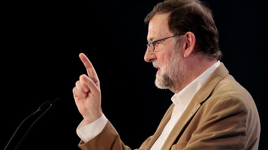 """Mariano Rajoy : """"pas d'impunité pour l'ETA"""""""