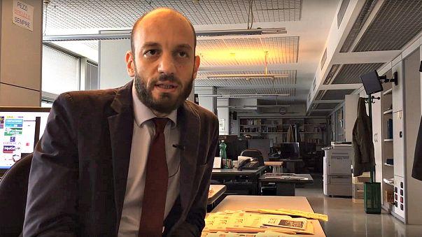 """Giovanni Tizian: """"Clima di attacco all'informazione"""""""