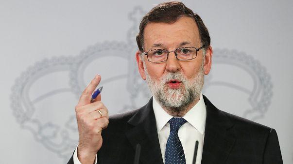"""Il primo ministro spagnolo Rajoy: """"Nessuna impunità per i crimini dell'Eta"""""""