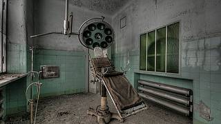 L'ex ospedale psichiatrico di Racconigi (Cuneo)