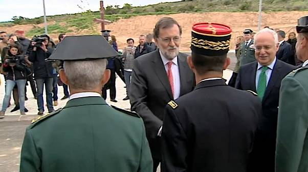 Rajoy says ETA disappearing will not erase its crimes