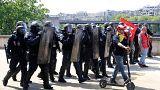 """""""Les cheminots sont déterminés, autant que le gouvernement français"""""""