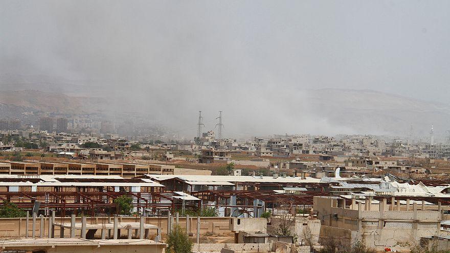 Эвакуация мятежных анклавов