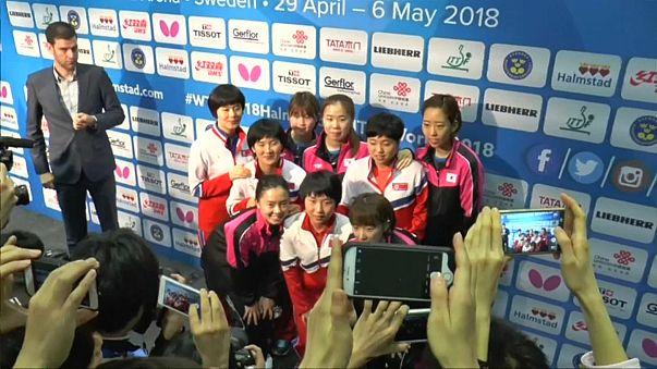 Спорт снова объединил две Кореи