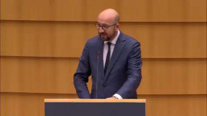 PM belga Charles Michel