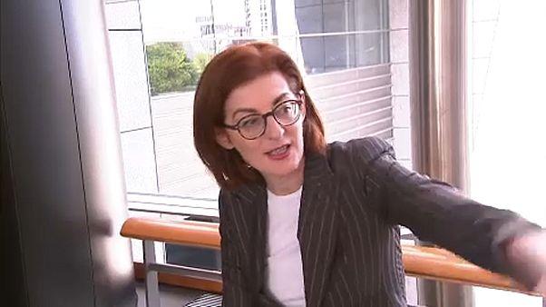 """Maite Pagazaurtundúa: """"ETA quiere poner el contador a cero"""""""