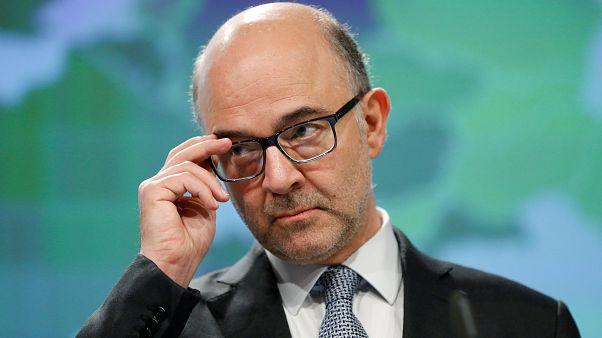 """Economia europeia em crescimento mas com """"novos riscos"""""""