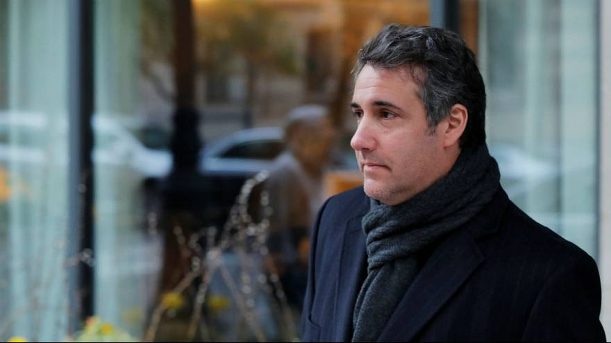 Trump's personal lawyer Michael Cohen