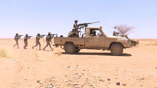 Kampf gegen den Terrorismus in Niger