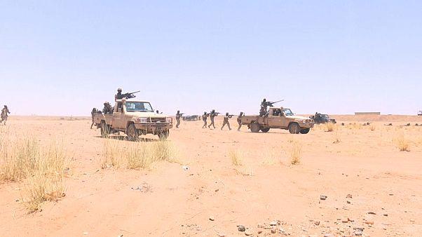 Terrorismo en Níger