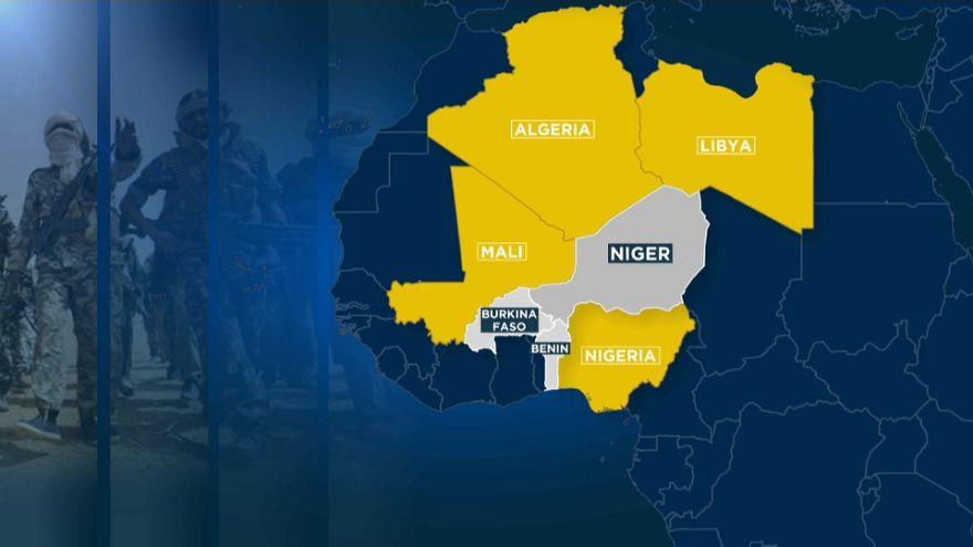 Lotta al terrorismo e al traffico d'uomini in Niger e Sahel
