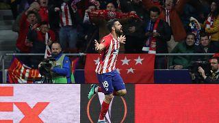 El Atlético de Madrid y el Olympique de Marsella jugarán la final de la Liga Europa