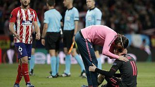 UEFA Avrupa Ligi finali: Marsilya - Atletico Madrid