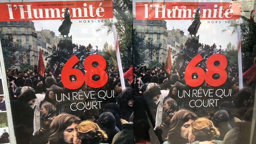 """50 Jahre 68: """"Heute wäre das wohl nicht möglich"""""""