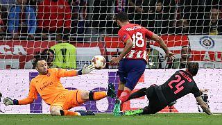 Diego Costa marca único golo do jogo à beira do intervalo