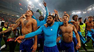 Marseille win