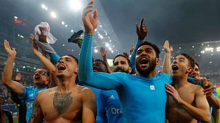 Marseille to face Atletico Madrid in Europa League final