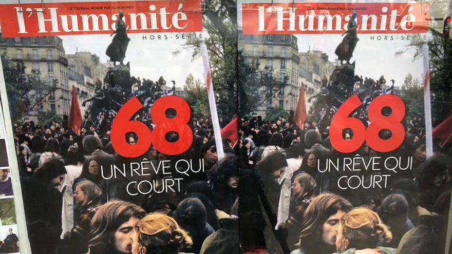 Fransa 68 Mayıs'ının 50. yılında yeniden sorguluyor