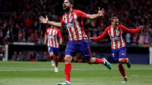 Γιουρόπα Λιγκ: Άτλέτικο Μαδρίτης-Μαρσέιγ στον τελικό
