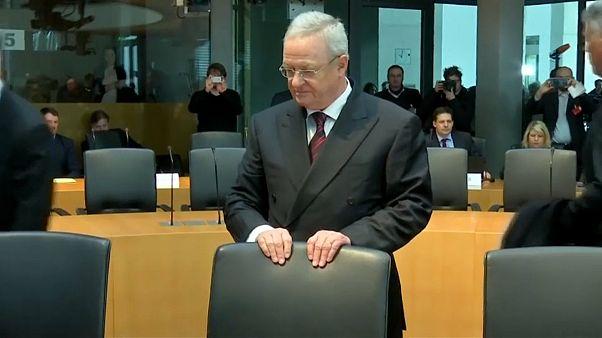 """""""Dieselgate"""": US-Justiz klagt Ex-VW-Chef Winterkorn an"""