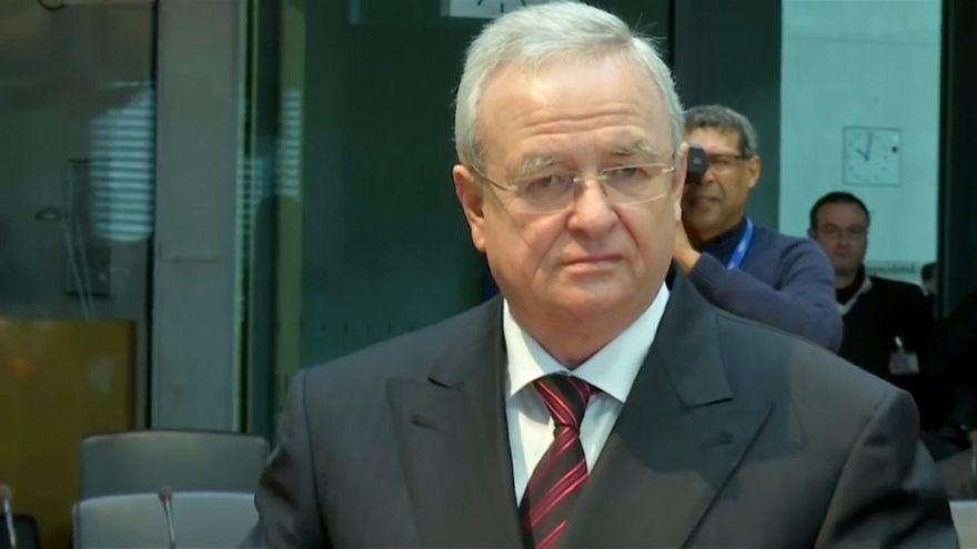 Dieselgate : l'ex PDG de Volkswagen mis en examen aux États-Unis