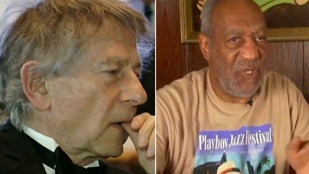 Aktör Cosby ve yönetmen Polanski Akademi'den ihraç edildi