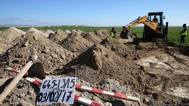 Κύπρος: Δυσκολίες για ανασκαφική διερεύνηση σε χώρο πιθανής ταφής αγνοουμένων