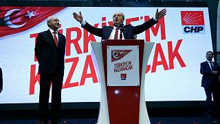 CHP'nin adayı Muharrem İnce: 80 milyonun cumhurbaşkanı olacağım