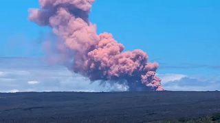 Hawaii: kitört a Kilauea vulkán