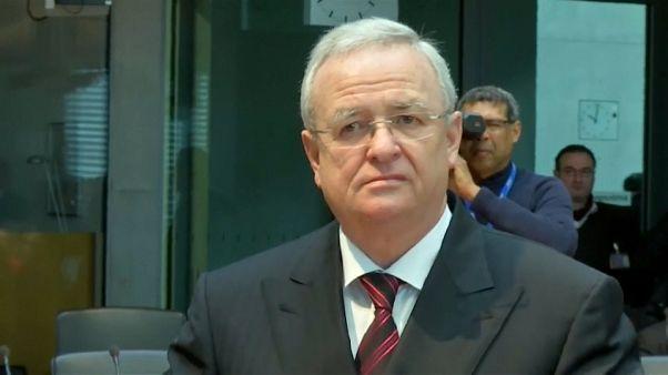 El expresidente de Volkswagen imputado en EEUU por el 'dieselgate'