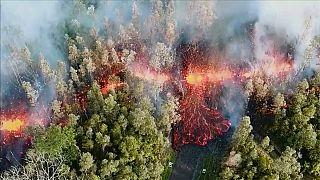 Hawaï : l'éruption du Kilauea provoque la fuite de milliers de personnes