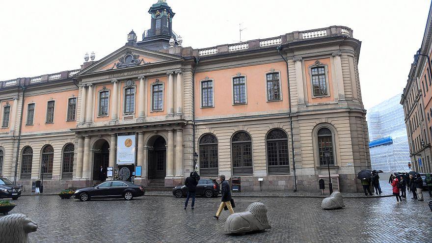 Siège de l'Académie suédoise qui décenre le Prix Nobel de littérature