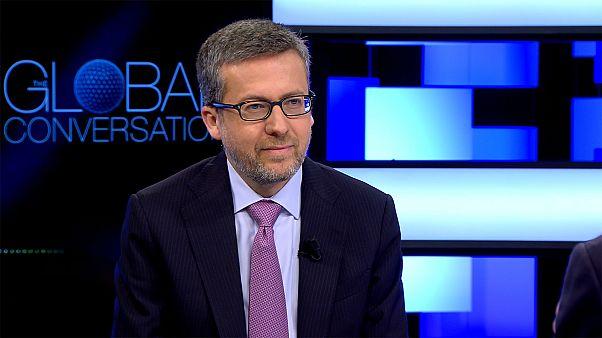 Ο Ευρωπαίος Επίτροπος για την έρευνα, την επιστήμη και την καινοτομία στο euronews