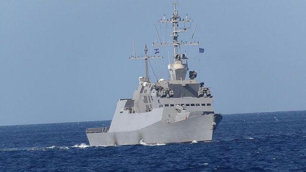 """""""Yunan gemisine 'kasıtlı temas' iddiası doğru değil"""""""