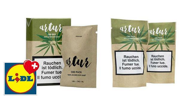 فروشگاههای لیدل سوئیس فروش ماریجوانای داخلی را آغاز کردند