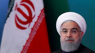 Iranian President Hassan Rouhani/File Photo