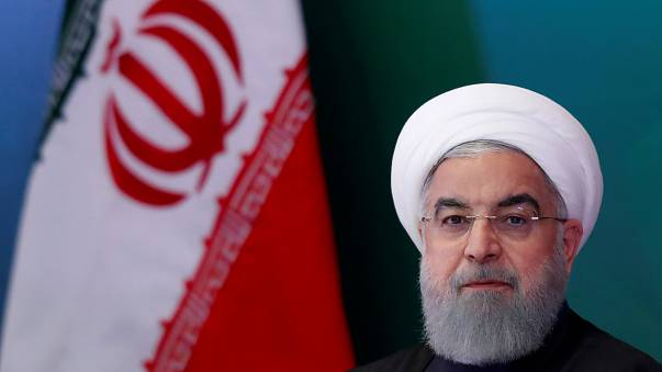 Iranian President Hassan Rouhani/File Photo