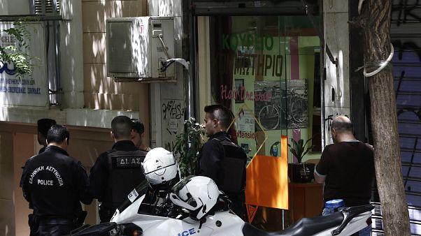 Ένοπλη επίθεση σε κομμωτήριο στην Πλατεία Βικτωρίας