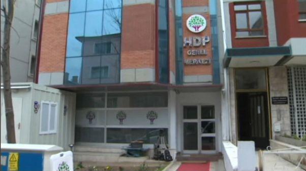 Turchia, restano in carcere funzionari HDP