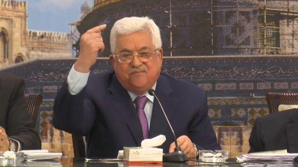 Abbas özür diledi İsrail kabul etmedi