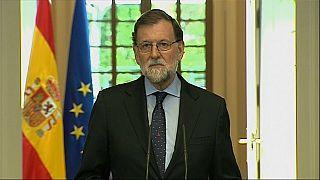 """Rajoy sobre la disolución de ETA: """"La democracia española ha vencido a ETA"""""""